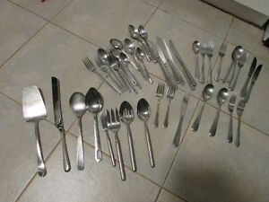 47 pieces flatware all for only $5