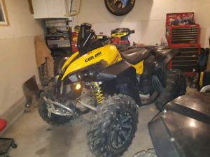 2010 can am renegade Xxc