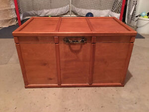 Hand Made Toy Chest