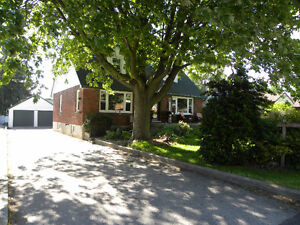Aylmer area, 4 bedroom, 2 bath, 2 car detached, very large yard