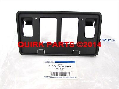 2006-2008 Ford F-150 Front License Plate Bracket Mount OEM NEW 6L3Z-17A385-AAA