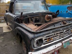 TRUCK FOR PARTS OR RESTORE