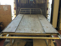 STF sled deck for 8' box