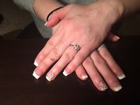 Opening today for gel nails!! Book now ladies! $40