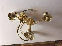Free chandelier light
