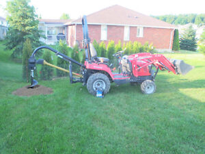 Excavating, backhoe, landscaping, mini excavator available. Kitchener / Waterloo Kitchener Area image 5
