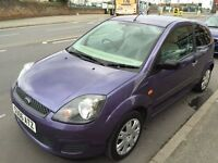 FORD FIESTA 1.2 STYLE LOW MILEAGE FULL MOT EXCELLENT CONDITION FIRST TO SEE WILL BUY