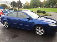 Mazda 6 mot till April