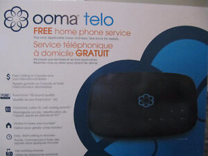 OOMA Free Home Phone System