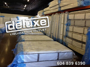 KING OF KINGS! | KINGSIZE MATTRESS BLOWOUT - $199 NEW model North Shore Greater Vancouver Area image 2