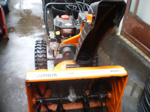 COLUMBIA  26 inch  wide   1150 Series Snow blower for sale