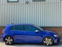 2014 Volkswagen Golf R 2.0 TSI 4MOTION [300] 4X4 DSG 5DR LAPIZ BLUE HATCHBACK Pe