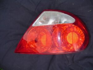 2000-04 jaguar S type oem right tail light