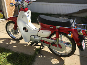 Sym Symba 100 like new