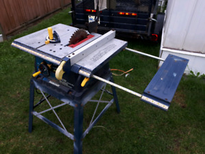 10inch Table Saw