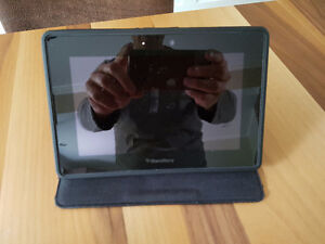 Blackberry Playbook in perfect condition with case.