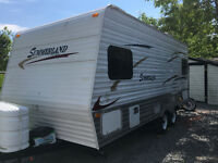 House trailer for rent