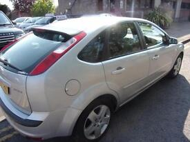 FORD FOCUS 1.4 style 2007 Petrol Manual in Silver