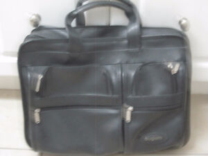 Bugatti Women's Leather briefcase or laptop case - Like New