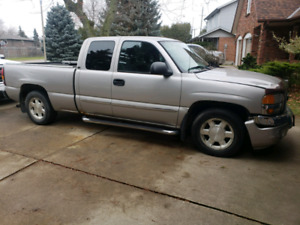 Used GMC 1500 - as is