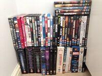 Bundle of 20 Series, 29 Films on DVD