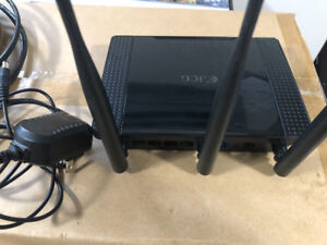 JCG Wireless Router
