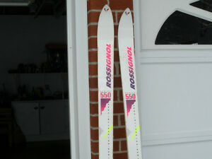 Skis (downhill) , Boots, and Binding for Men