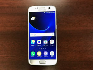 LIKE NEW Samsung Galaxy S7 - UNLOCKED