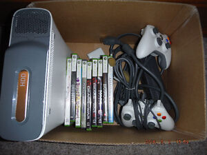 xBox 360 plus quality games