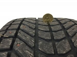 4 Dodge RAM 1500 winter tires on 17 inch rims STUDDED p265/70R17 Saint-Hyacinthe Québec image 4
