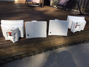 4 Infinity Outrigger Outdoor Speakers