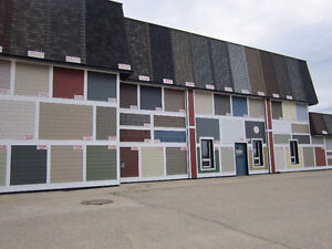 Siding your shed??
