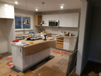 Experienced renovator looking for evening and weekend sidework
