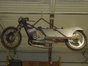 Yamaha RD350  Drag Bike Racer
