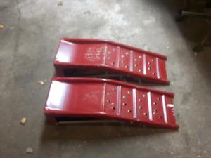 6500 lbs car truck suv minivan ramps