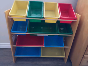 Toddlers organizer