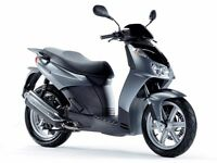 Kymco Agility City 125i CBS Commuter Scooter - 2 years warranty
