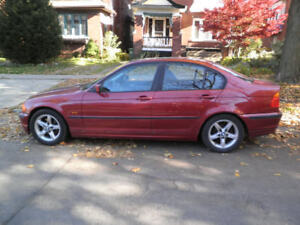 2000 BMW 323i parts car as is