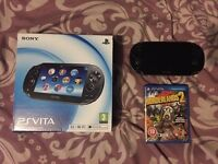 PS Vita WiFi 3G - 1 Game - 16GB Memory Card