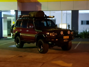 80 series landcruiser side in New South Wales | Gumtree