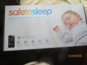 Safe to Sleep Breathing Baby Monitor Bed Mat