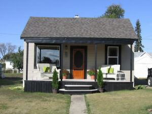 HOUSE FOR RENT:  WILKIE, SK