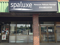 Spa Business For Sale - Fully Furnished, Manicure and pedicure
