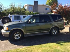 2000 Ford Expedition Eddie Bauer SUV, Crossover