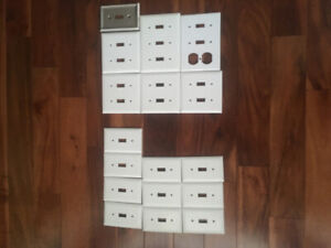 Light switches and covers
