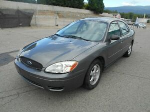 2005 Ford Taurus Auto SE One Owner Only 109000KMS