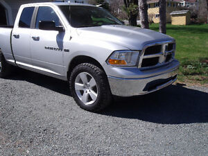 2012 Dodge Power Ram 1500 SLT Pickup Truck