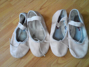 Ballet shoes set