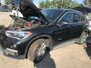 2017 BMW X1 drive for parts