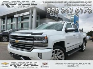 2016 Chevrolet Silverado 1500 High Country  - Leather Seats -  C
